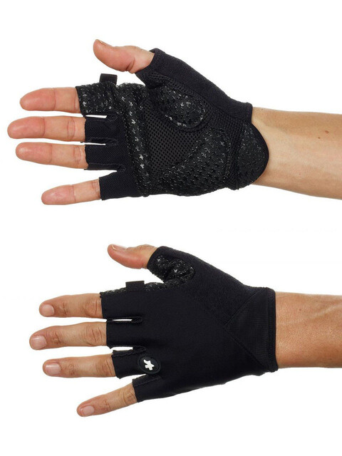assos summerGloves_S7 Cykelhandsker sort
